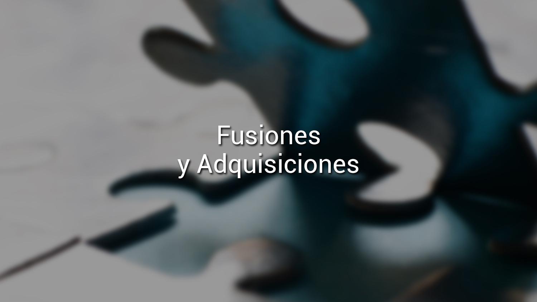 fusiones-adquisiciones